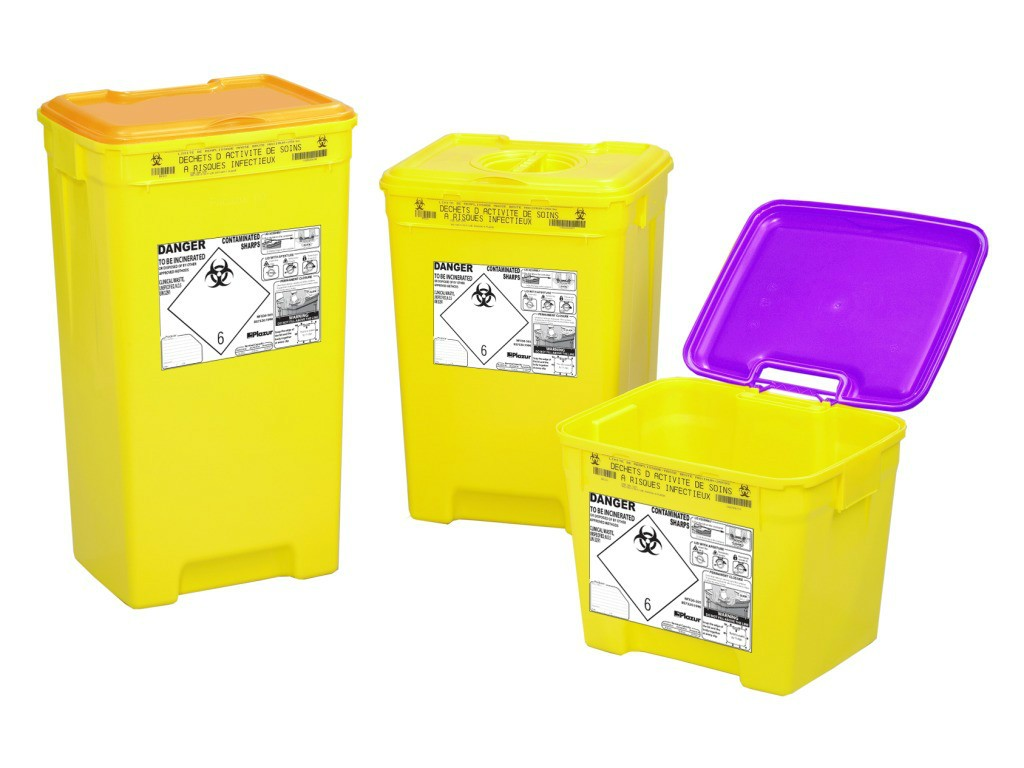 Containers For Hazardous Hospital Waste Pacazur Elkoplast